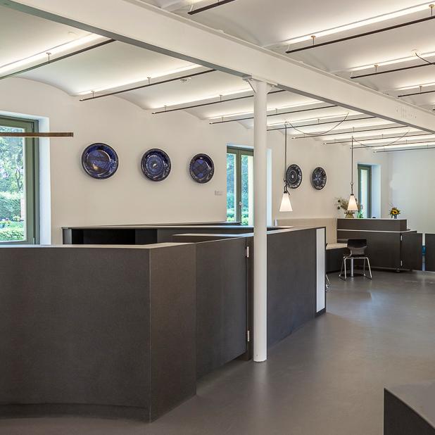 gemeinsames Foyer, Ofen- und Keramikmuseum, Hedwig Bollhagen Museum